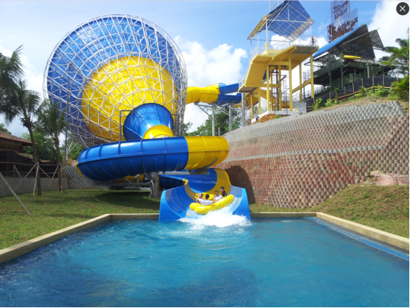 The only high-tech enterprise of water park equipment in China