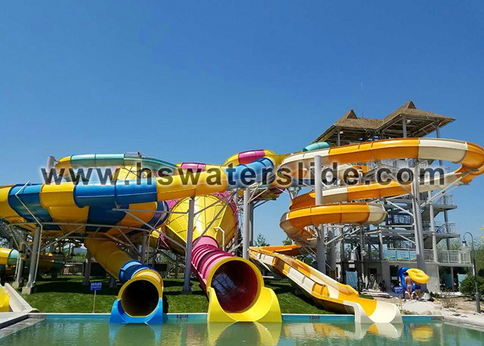 water park design and water park equipment manufacturing installation services