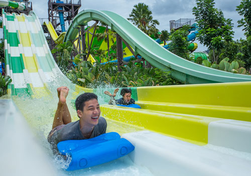 the No.1 in water park design, engineering, manufacturing, installation in China
